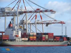 Christmas nears as Fremantle Port at record levels-0
