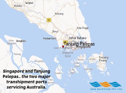 What is transhipment?-0