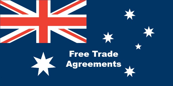 Australia Free Trade Agreements Ees Shipping Logistics Is Our