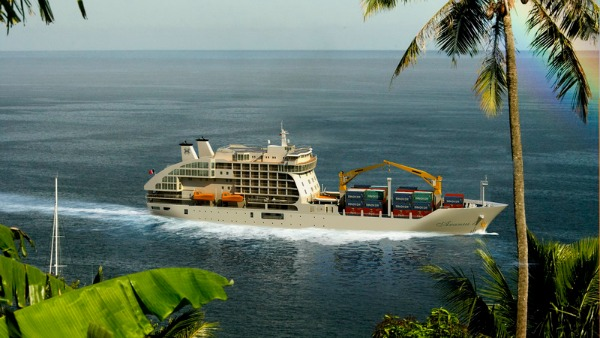 Cargo Cruise EES Shipping Logistics Is Our World Perth - Cargo cruise ship