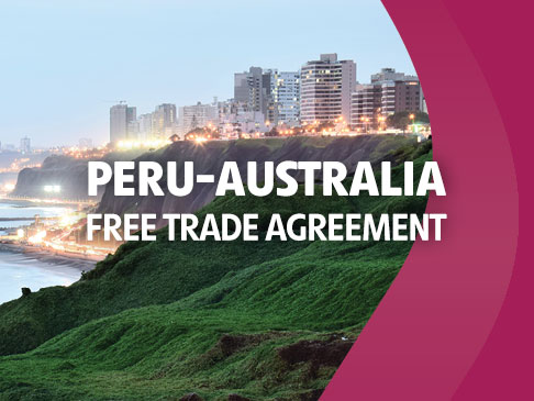Australia And Peru Sign Pafta Ees Shipping Logistics Is Our